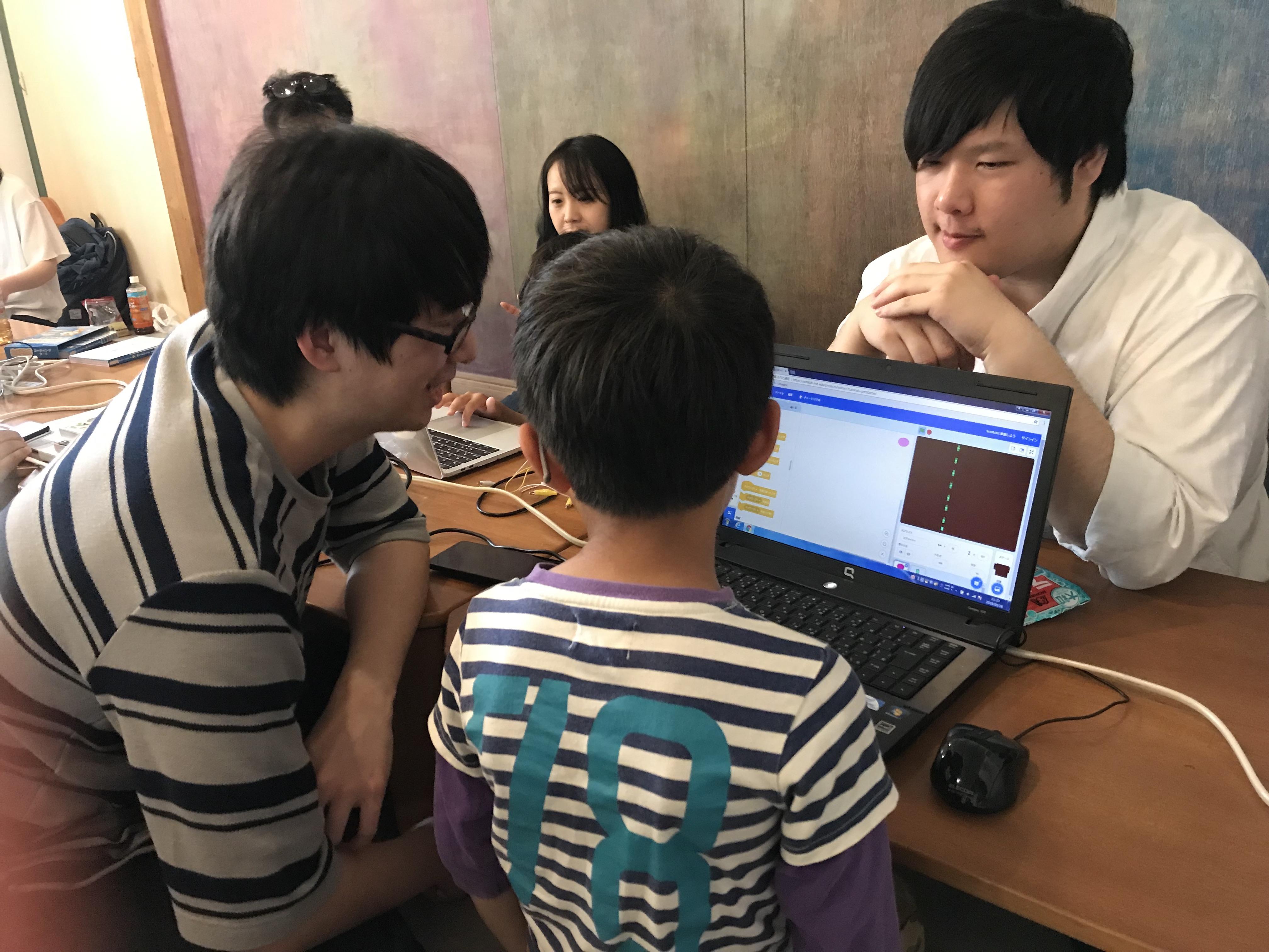 CoderDojo市川20190526